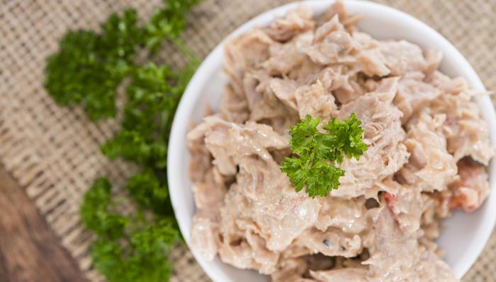 tunfiskrøre